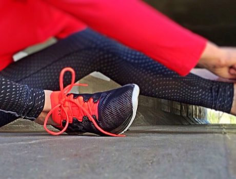 Step-Aerobic für Frauen